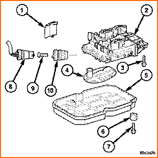 P 2214 Arrington Performance Hemi Nag1 Stage I Modified Valve Body Lx Challenger on electrical socket wiring diagram